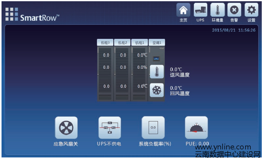 维谛技术SmartRow S微模块