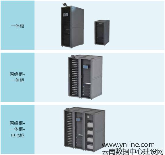 华为FusionModule500微型智能微模块数据中心